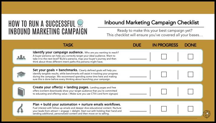 Inbound Marketing Campaign Checklist LP Image-1